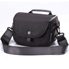 Dslr Camera Bag Sling Lens Insert Pouch SLR Gadget Bag for Canon EOS Rebel T5/SL1(100d)/450d Mirrorless Camera Case for Sony A6000/a5000 (Small Size,Dark Grey) -- Check this awesome product by going to the link at the image.