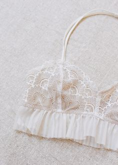 I'm super excited to be sharing the second variation of the 8228 bralette, one of 2 lingerie patterns I recently released with Simplicity. If you missed the first, I showed how to eliminate t…