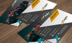 Racing Card CM192 by annozio on Creative Market