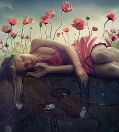 Opium Dreams photographed by Elena Vizerskaya- ONE EYELAND