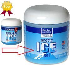 POLAR (nově Arctic) ICE GEL - masážní gel chladivý