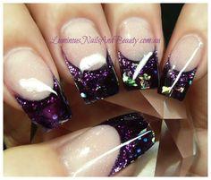 luminous nails | Luminous Nails: July 2012