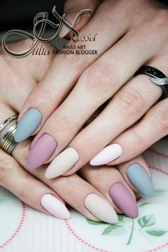 Amazing nails by Julia Nessa