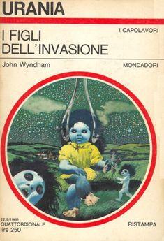 I figli dell'invasione (The Midwich Cuckoos) by John Wyndham (Urania #497:1968)