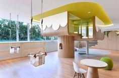 Centro Educacional Spring | Joey Ho Design | bim.bon