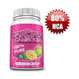 80% HCA (Highest Potency) Garcinia Cambogia By Vita Vibrance ★★ LIMITED TIME 50% OFF PROMO ★★ Highest Rated Garcinia Cambogia By Amazon Verified Purchasers ★ NEW FORMULA 2014 - Highest HCA on Amazon - Curb Your Appetite - Pure - Keep Your Energy Up - 100% Pure Ultra Extract - 180 Capsules - Premium - Slim - GMO Free - Herbal - Fat Blocker - Fat Burner - Boost Your Metabolism - Clinically Proven - Maintains Healthy Cholesterol - Doctor Recommended - No Fillers - No B