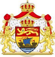 Herb miłościwie nam panującego, Jego Królewskiej Mości Edwarda II.