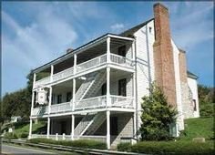 There will be free tours of Netherland Inn during Fun Fest on Saturday, July 12 from noon to 4 p.m.    Netherland Inn Kingsport TN