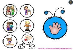 Trabajamos los 5 sentidos con este divertido gusano - Imagenes Educativas Five Senses Kindergarten, Kindergarten Classroom, Classroom Themes, Senses Activities, Preschool Learning Activities, 5 Senses Worksheet, Body Preschool, Literacy Worksheets, Bible Crafts For Kids