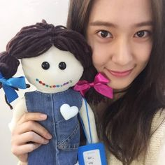 Unicef doll for Krystal