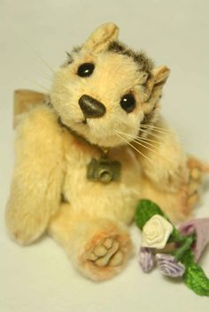 Jerald the Hedgehog by Wayneston Bears