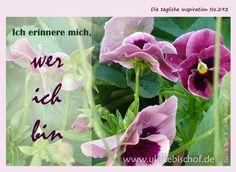 Die tägliche Inspiration No.292  www.inspirationenblog.wordpress.com  www.ulrikebischof.de