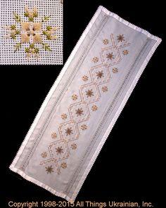 AllThingsUkrainian.com Embroidery # TE1522