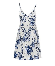 Cue - Product Details - Floral Print Thin Strap Dress
