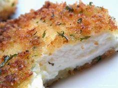 Food is my friend: Crispy Fried Goat Cheese