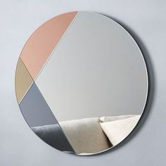 $129, westelm.com Part mirror, part art piece — this frameless pick flawlessly mixes metallics to accent your space in an unexpectedly new way. More: 11 Mesmerizing Mobiles to Delight the Kid in All of Us From Best Products