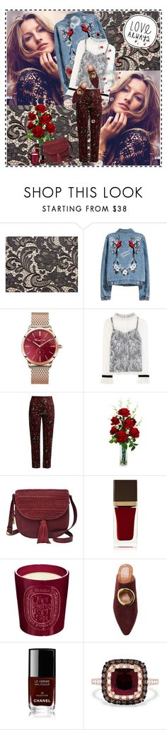 """#109"" by beautifulplace ❤ liked on Polyvore featuring Thomas Sabo, Philosophy di Lorenzo Serafini, Étoile Isabel Marant, Nearly Natural, FOSSIL, Tom Ford, Diptyque, Neous, Chanel and Effy Jewelry"
