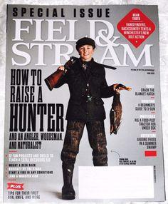 FIELD & STREAM MAGAZINE  June 2015