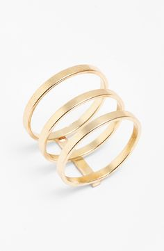 Adding this stacked ring to the jewelry box.