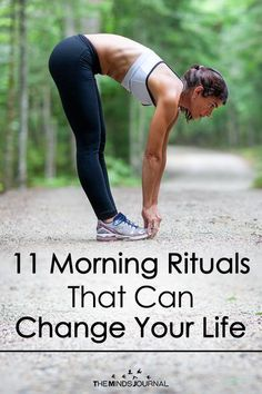 11 Morning Rituals That Can Change Your Life Fitness Exercise Fitness Workouts, Yoga Fitness, Physical Fitness, Fitness Logo, Mens Fitness, Song Workouts, Cheer Workouts, Workout Music, Senior Fitness