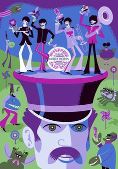 Josh Agle Shag Beatles May I Introduce to You Poster Signed 150 The Beatles, Beatles Poster, Beatles Band, Beatles Photos, Beatles Lyrics, Beatles Party, Omg Posters, Band Posters, Music Posters