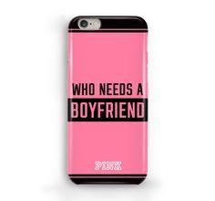 'Who needs a boyfriend' case