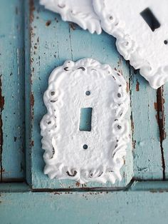 light switch cover cast iron decor victorian home light fixture romantic home style 107 pure white