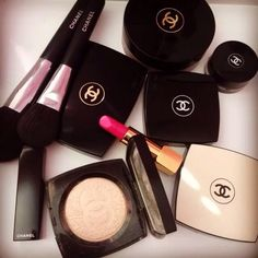 Chanel Makeup - what would I do without you?! <3