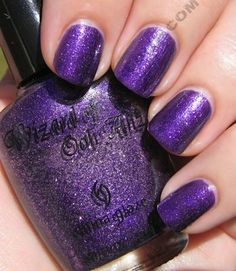 China Glaze - C C Courage