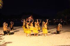 Le Meridien Bora Bora Polynesian Show