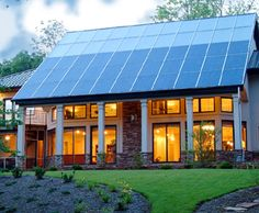 Solar roof in NC Solardesign.com