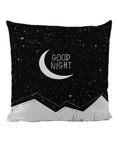 Butter Kings Good Night Pillow Case | zulily