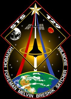Best mission patch, ever.