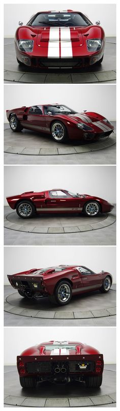 1000 images about gt40 39 s on pinterest ford gt ford gt40 and ford. Black Bedroom Furniture Sets. Home Design Ideas