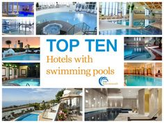 Top Ten Bournemouth Hotels with Swimming Pools