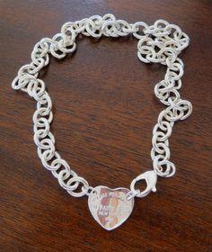 Vintage Tiffany & Co. Heart Necklace Sterling Silver on Wanelo