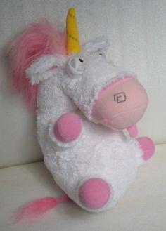 Unicorn Despicable Me от skazkodrom на Etsy
