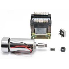 Elettromandrino 36 Vdc - 300 watt