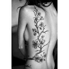 My fashion style 52 Ultra Sexy Back tattoOs ❤ liked on Polyvore featuring accessories, body art and tattoos