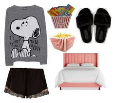 """""""Lazy day 🌤🌗🌚"""" by miadoyle000 on Polyvore featuring Princess Goes Hollywood, River Island, American Eagle Outfitters and Sparrow & Wren"""