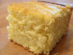Sweet Cornbread This recipe came from and its wonderful. I bake it at least once a month! It has just the right amount of sweetness and its easy to throw to together. Think Food, Love Food, Thanksgiving Side Dishes, Thanksgiving Recipes, Food Dishes, Dishes Recipes, Baked Goods, Baking Recipes, Food To Make