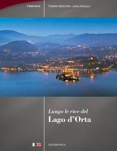Book Lago d.Orta, photography by Tonino Mosconi