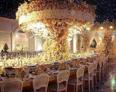For the love of Flowers  !! Wedding planner : GC events @gcevents.  #lebaneseweddings
