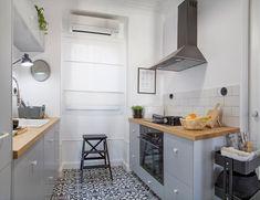Homelabdesign Renovates a 60m2 Apartment in Valencia - Design Milk