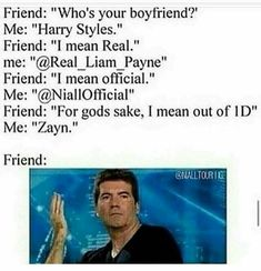 A little harsh fo zayn but yeah lol, larry stylinson, one direction memes, One Direction Fandom, One Direction Images, One Direction Facts, One Direction Wallpaper, Direction Quotes, I Love One Direction, 0ne Direction, Irresistible One Direction, 1d Imagines