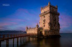 Torre De Belem, Lisboa, Portugal  © www.fromentinjulien.com