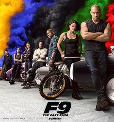 Fast Furious 9 (aka Fast and Furious 9 or already came close to its release in May this year. Almost everything was finalized and fans were quite excited for it. But the global pandemic situation has totally collapsed the entire entertainment industry. Michelle Rodriguez, Vin Diesel, John Cena, Fast And Furious, Films Hd, Films Cinema, Sung Kang, Dr Dolittle, Jason Statham