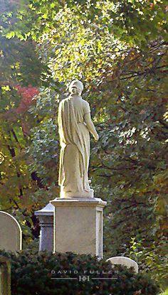 mt. auburn cemetery / david fuller photography