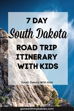 I mean yeah you want to see Mt. Rushmore and the Badlands, but are these towns and activities on your South Dakota bucket list? This road trip itinerary will take you across the entirety of S.D. and leave you with your jaw dropped in wonder! #southdakota #southdakotaroadtrip #usaroadtris #southdakotawithkids #thingstodoinsouthdakota #thingstodoinsouthdakotawithkids #southdakotaroadtripitinerary Family Vacation Destinations, Family Vacations, Family Travel, Usa Places To Visit, Best Places To Camp, Road Trip Theme, Road Trip Usa, Travelling While Pregnant, Traveling