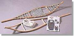 BYO (build your own) snowshoes
